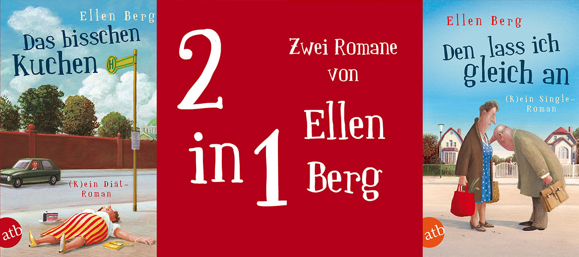 Ellen Berg eBook Bundle - zwei Romane in einem
