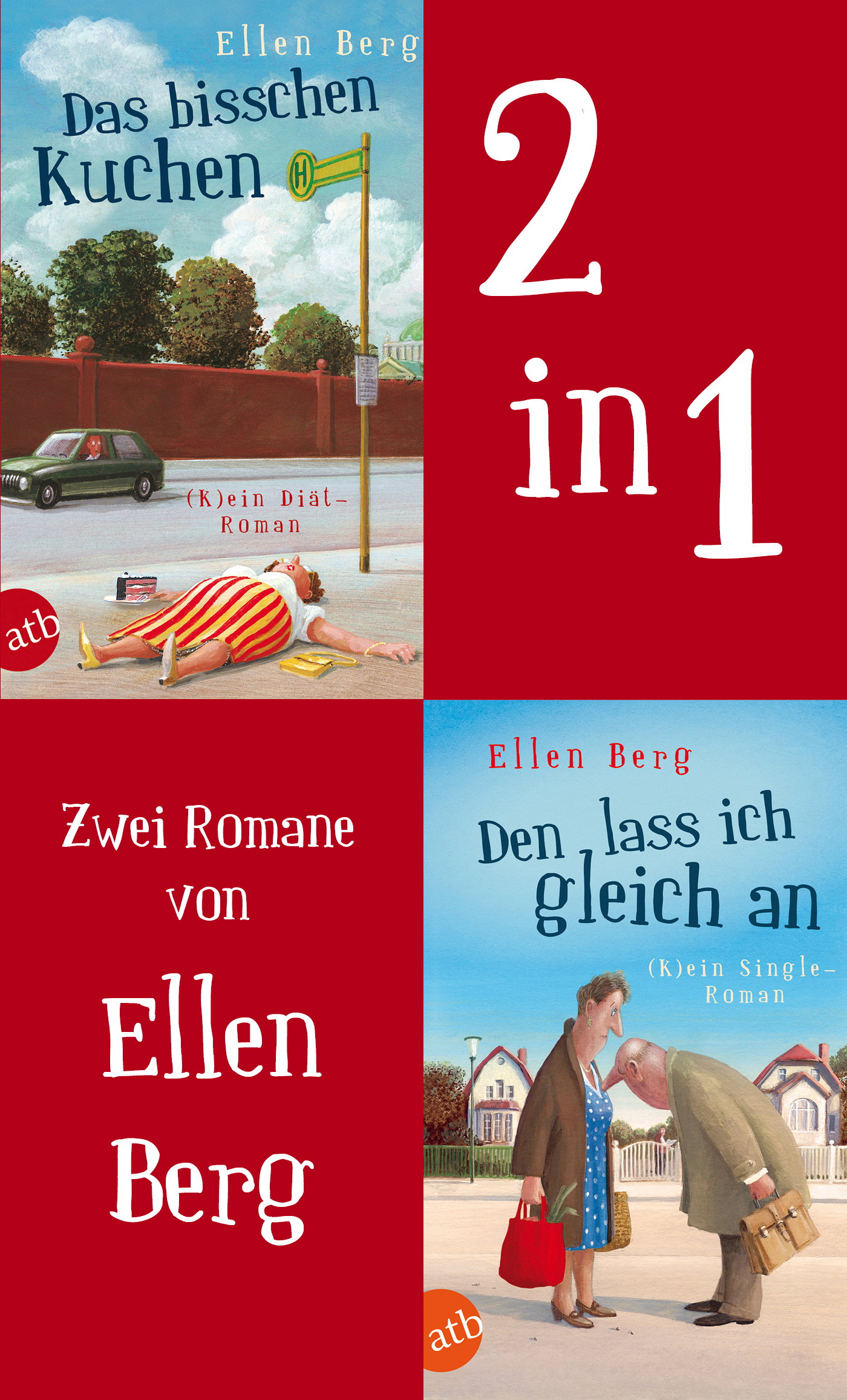 2in1: E-Book-Bundle von Ellen Berg